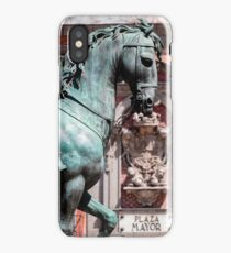 PLAZA MAYOR iPhone Case