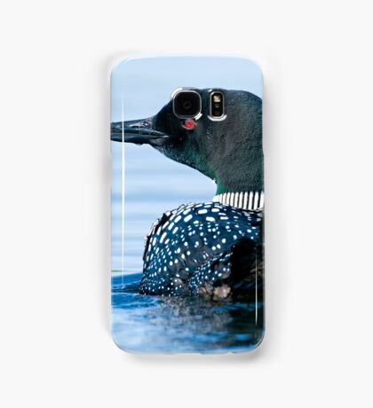Common Loon - Mississippi Lake, Ontario Samsung Galaxy Case/Skin