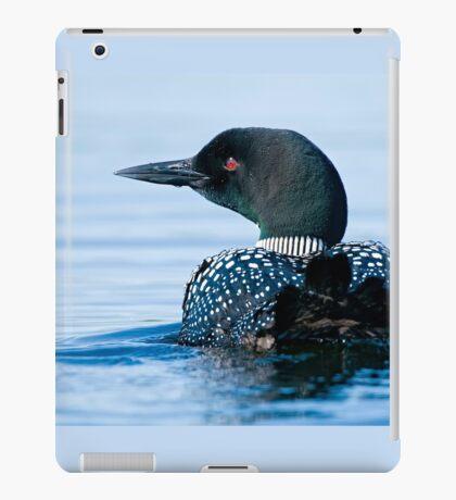 Common Loon - Mississippi Lake, Ontario iPad Case/Skin