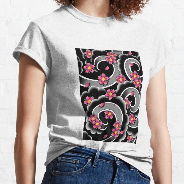 Sakura Wind Classic T-Shirt