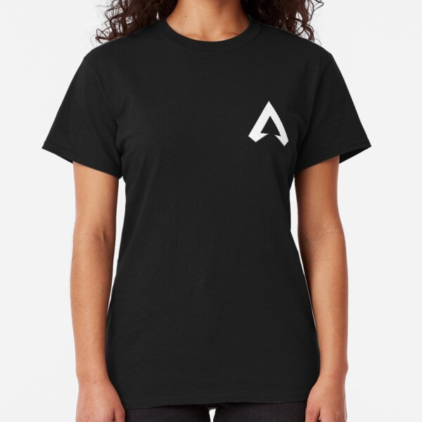 Apex Legends (4K modeling) | RED COLOR | By Taurus TV Classic T-Shirt