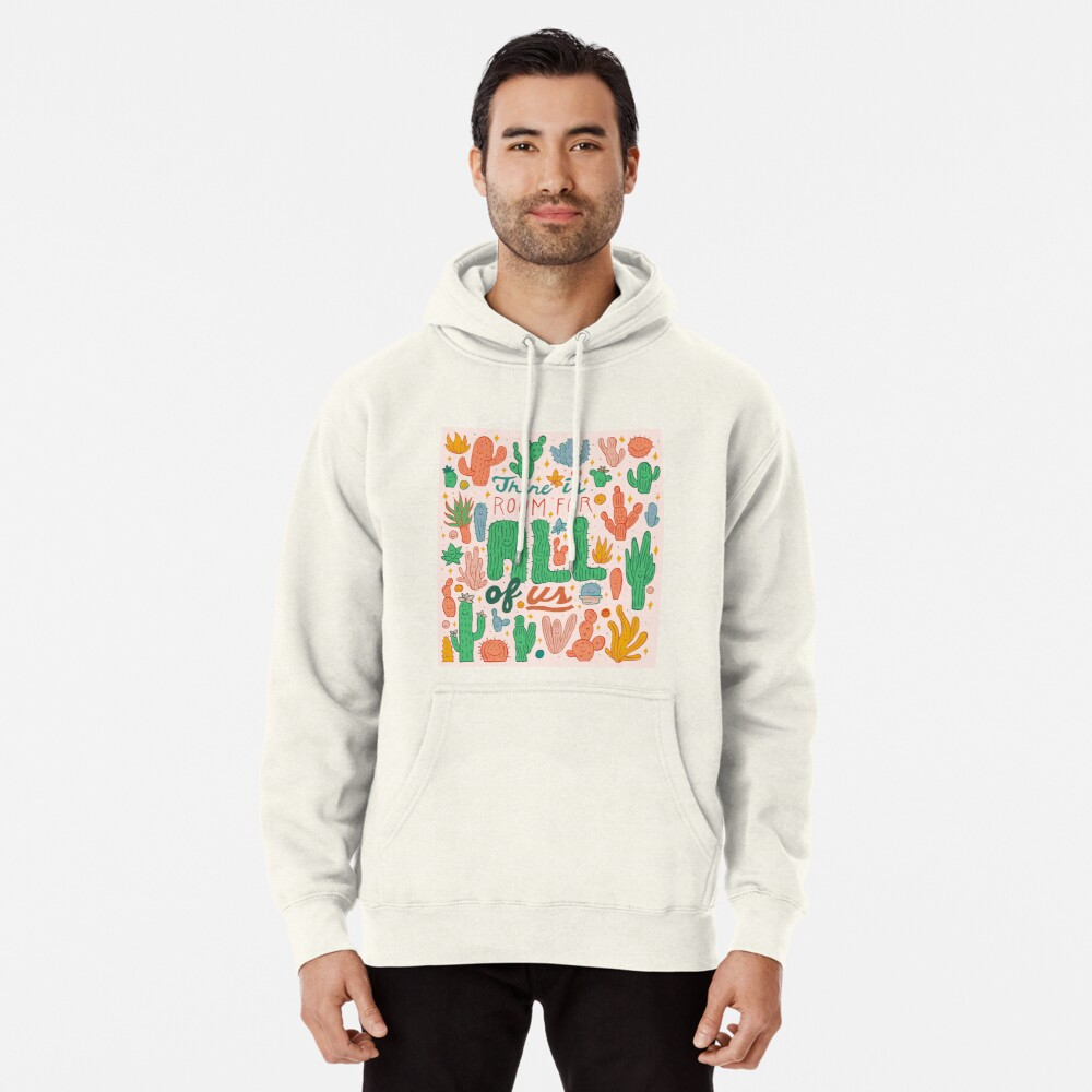 Room for All Pullover Hoodie