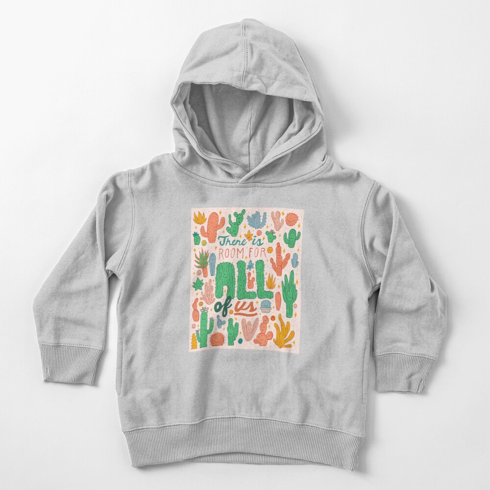 Room for All Toddler Pullover Hoodie