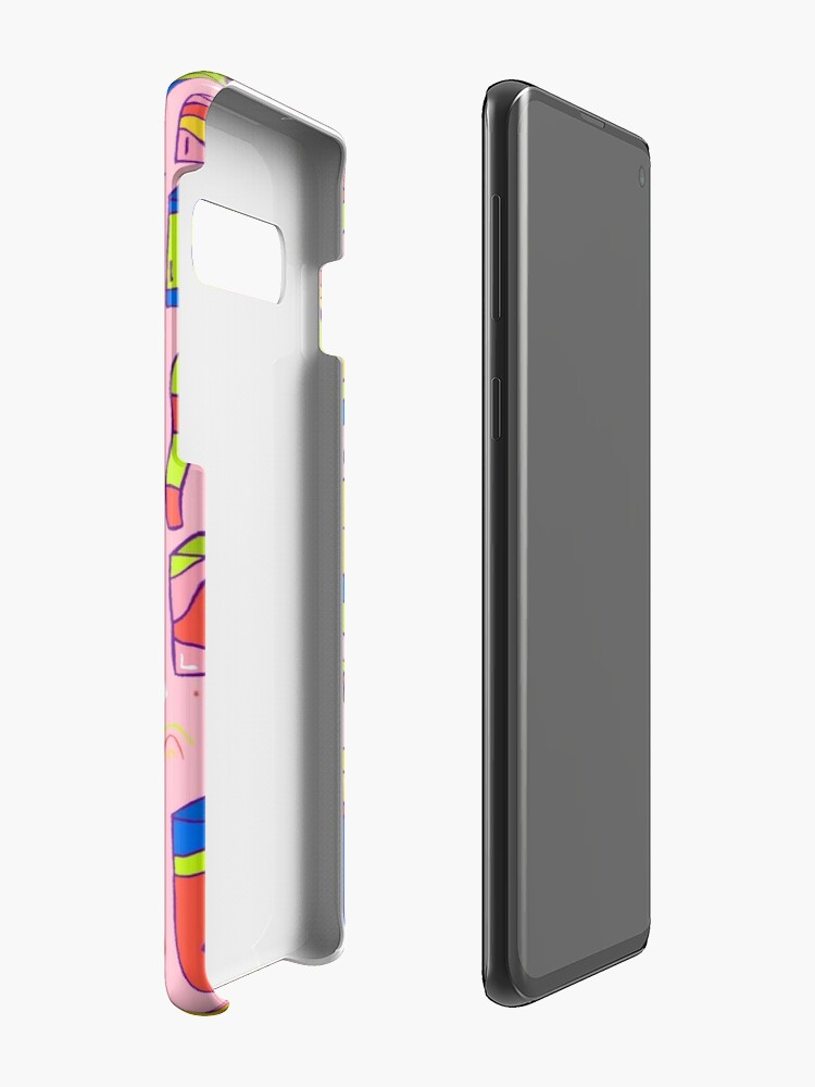 Alternate view of Juice Box Print Case & Skin for Samsung Galaxy