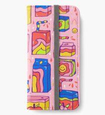 Juice Box Print iPhone Wallet/Case/Skin