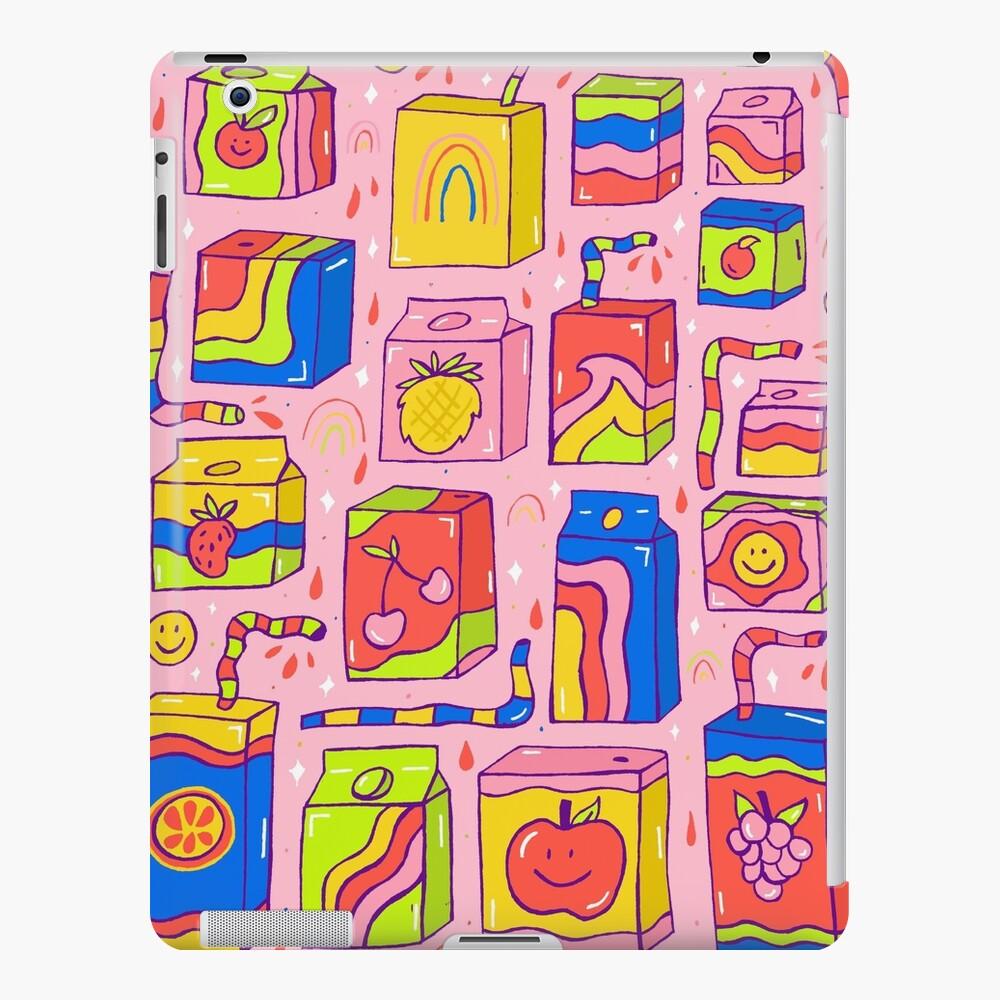 Juice Box Print iPad Case & Skin