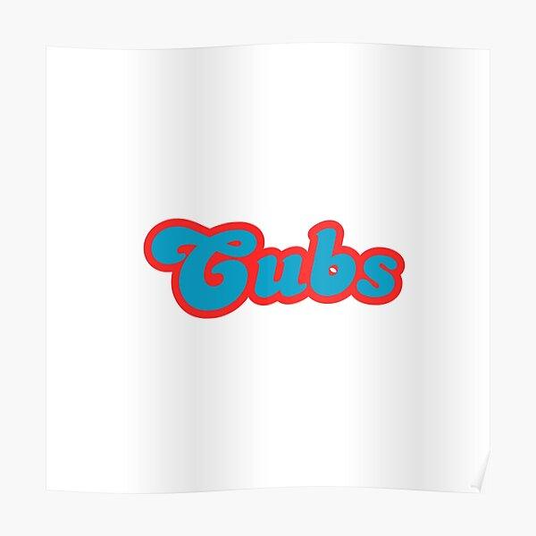 Cubs  Poster