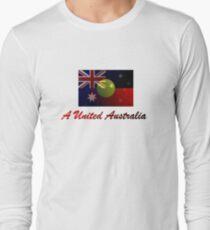 A United Australia T-Shirt Long Sleeve T-Shirt