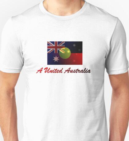 A United Australia T-Shirt T-Shirt
