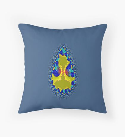 Words Without Meaning Throw Pillow