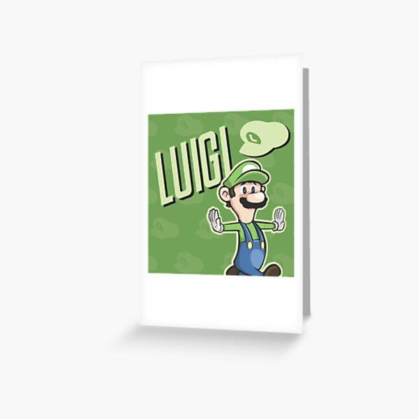 Green Plumber Greeting Card
