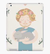 Cuddly. iPad Case/Skin