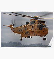 Rescue Seaking Poster