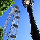 A London Eye-ful by Oz Foster