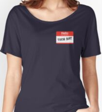 Regular Show: Trash Boat Women's Relaxed Fit T-Shirt