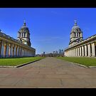 A Tryp To Greenwich - England by Bryan Freeman