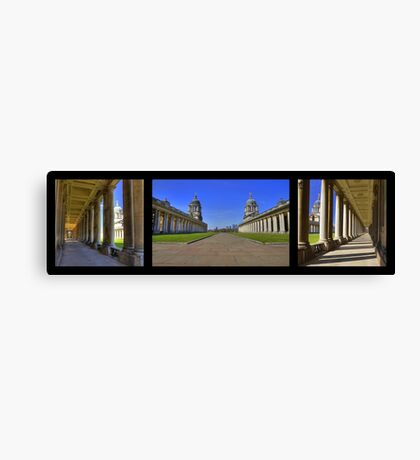 A Tryp To Greenwich - England Canvas Print