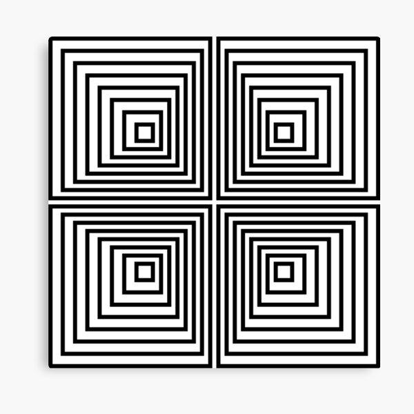 Psychedelic art, Art movement Canvas Print