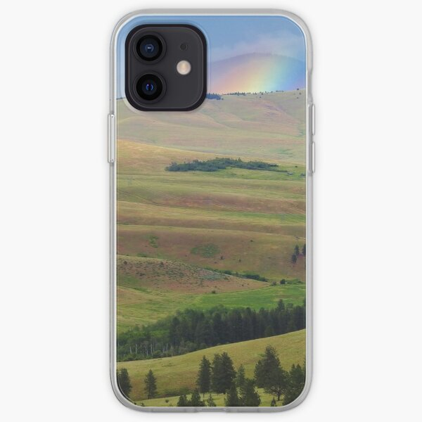 Storm on Irvine Flats iPhone Soft Case