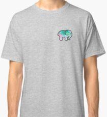 Aquarell Elefant Design Classic T-Shirt