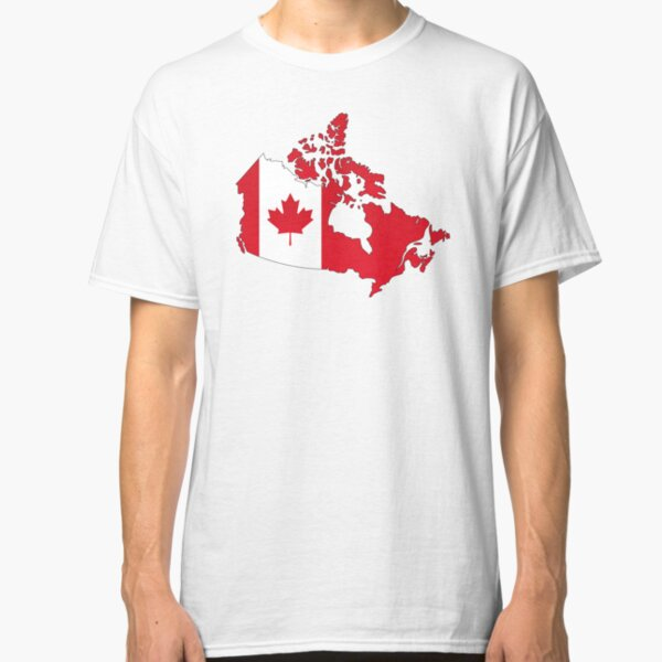 Canada Country Flag Ottawa Toronto Nation Patriotic DT Youth Kids T-Shirt Tee