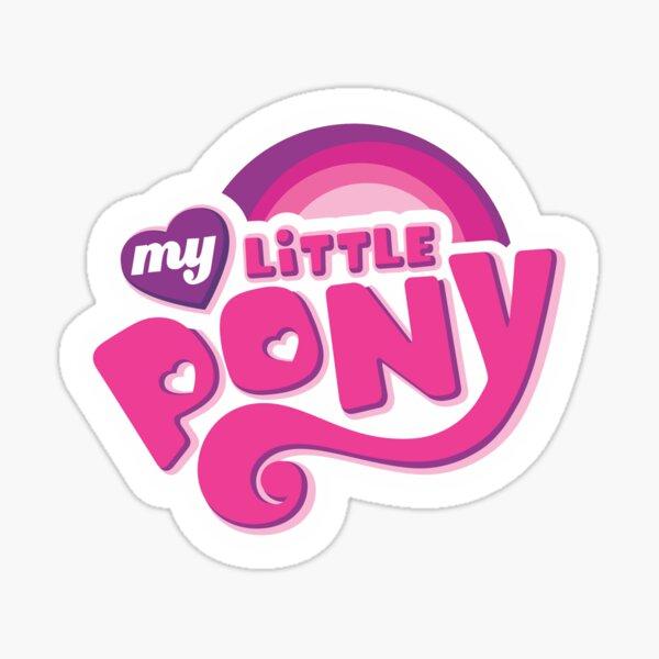 Best Seller My little Pony Merchandise Sticker