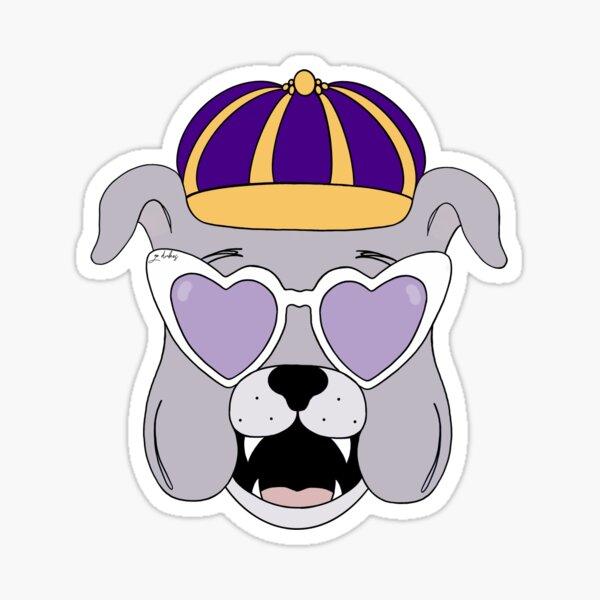 Duke Dog  Sticker