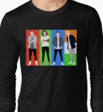 Camiseta de manga larga D4