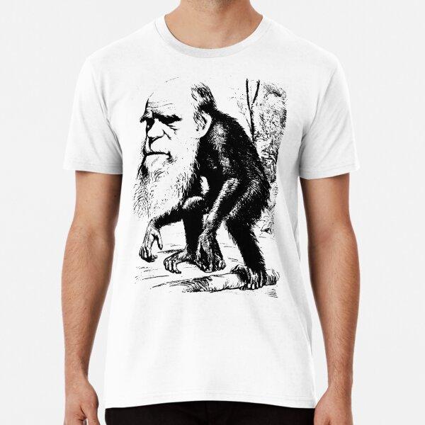 Darwin Ape Premium T-Shirt