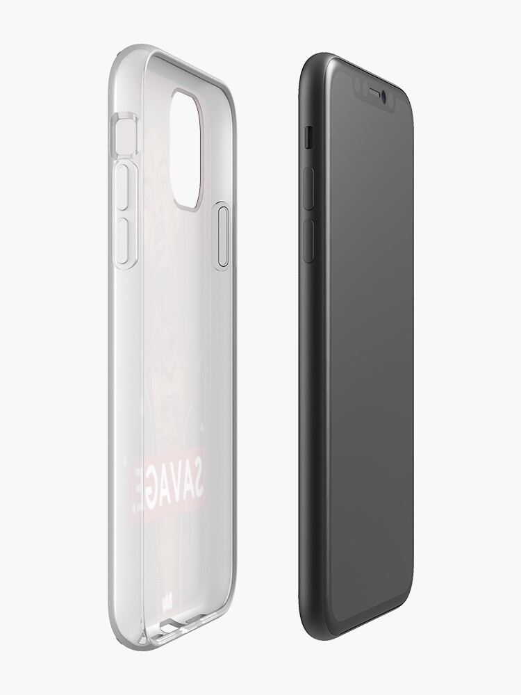 coque telephone paris | Coque iPhone « Mode sauvage », par olaforshow
