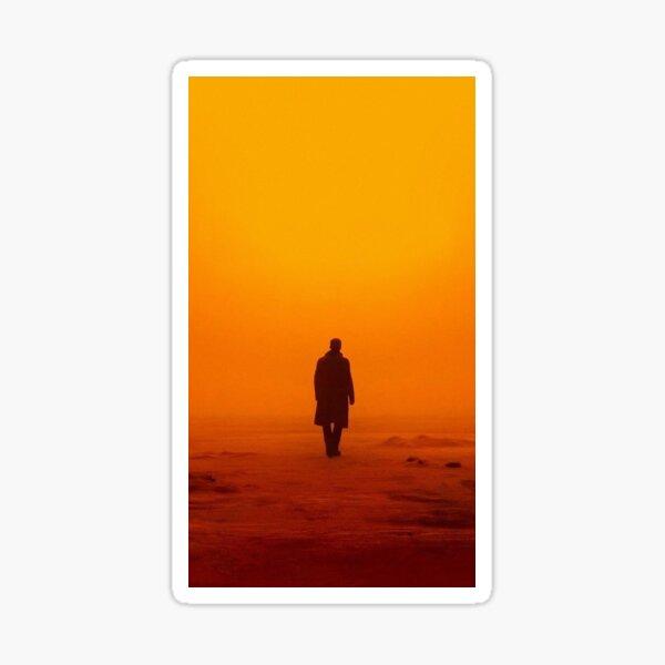Blade Runner 2049 Desert Sticker