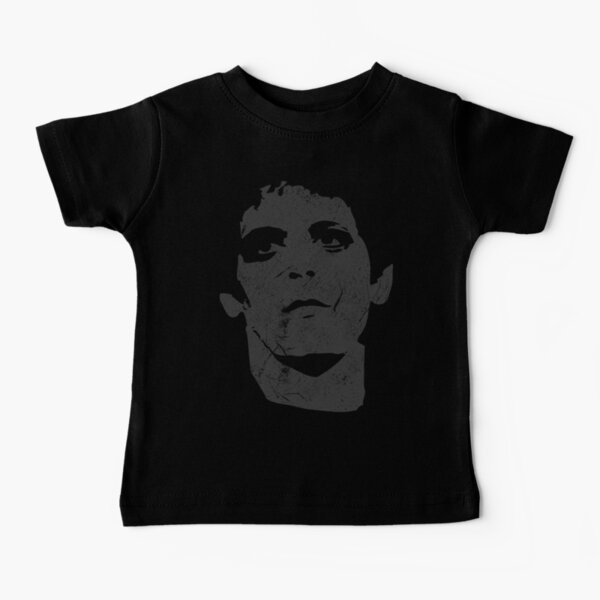 Lou Reed (distressed design) Baby T-Shirt