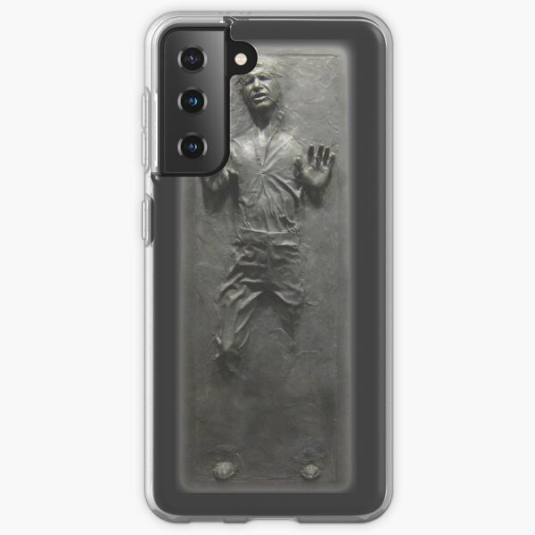 Han Solo Frozen in Carbonite  Samsung Galaxy Soft Case