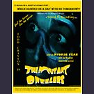 The Mutant Dwellers Movie Poster Tee by Margaret Bryant