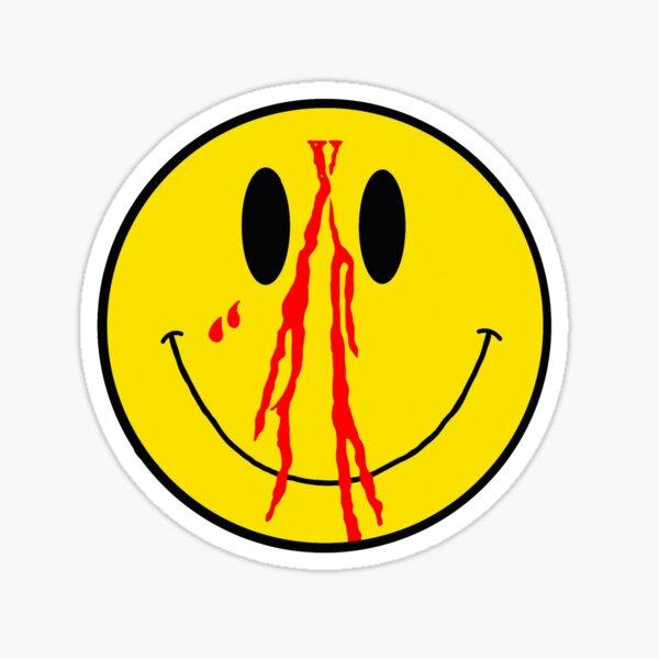 Playboi Carti VLONE Happy Face Sticker