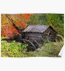The Forgotten Grist Mill Poster