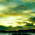 Fire on the Sky by Ethem Kelleci