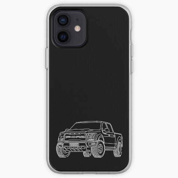 Ford F150 Raptor iPhone Soft Case