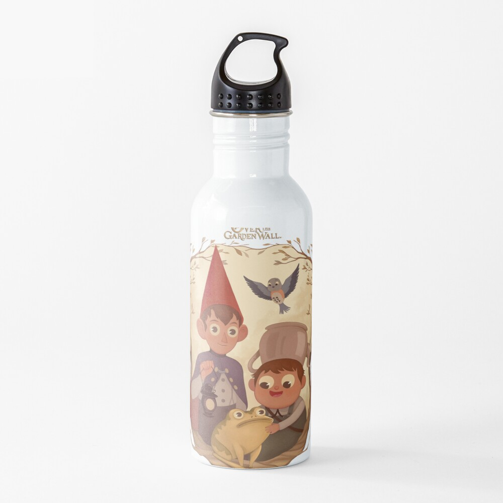 Over the garden wall Water Bottle