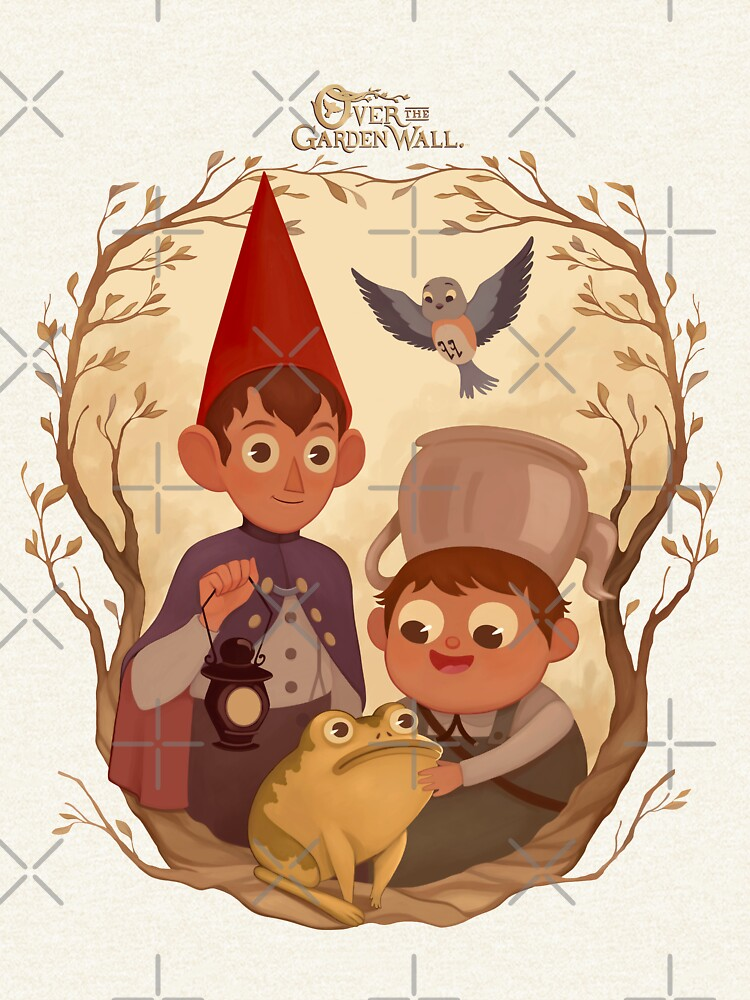 Over the garden wall by VAlessandri