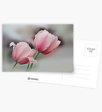 Twin Pinks Postcards