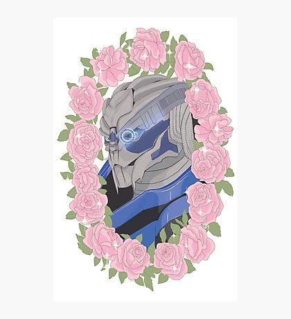 Space Boyfriend Garrus Photographic Print