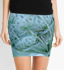 Queen Anne's Lace #3 Mini Skirt