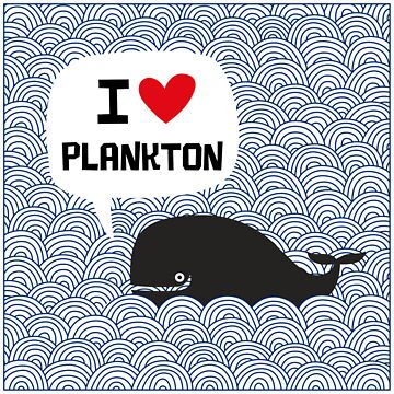I ♥ Plankton by LoveandCircus