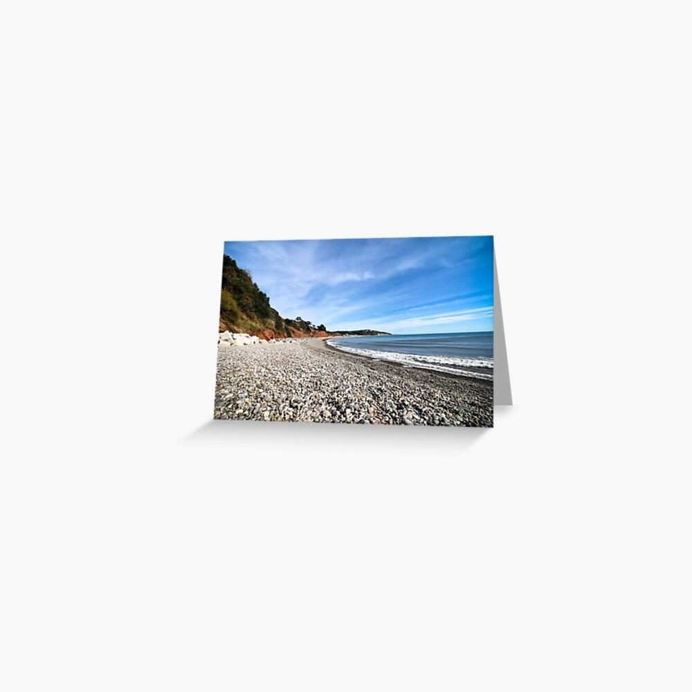 Seaton Beach Greeting Card