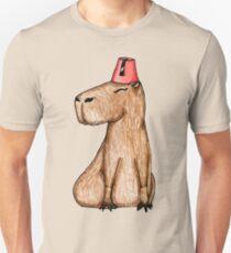 Carpincho con Fez T-Shirt