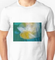 Daffodil - posterised T-Shirt
