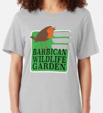 Zelma the Robin Slim Fit T-Shirt