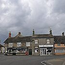 Stalbridge Dorset High Street by mike1242