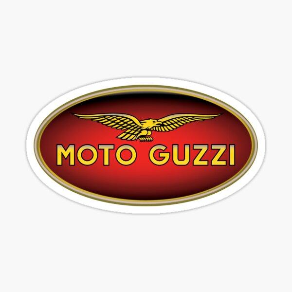 Moto Guzzi Classic Pegatina